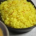 Recipe: Saffron Rice in Rice Cooker