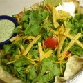 Recipe: Cafe Rio Pork Salad