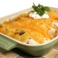 Recipe: Chicken Enchiladas