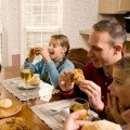 Interesting Statistics on Family Dinners