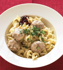 Recipe: Swedish Meatballs