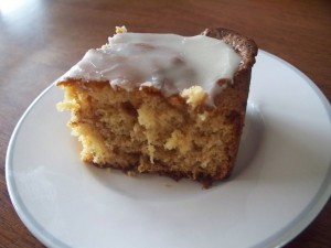 Recipe: Breakfast Cake