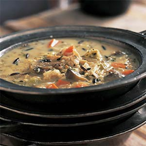 Recipe: Chicken and Wild Rice Soup